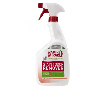 8in1 Natures Miracle Stain and Odor Remover устранитель пятен и запаха для собак дыня