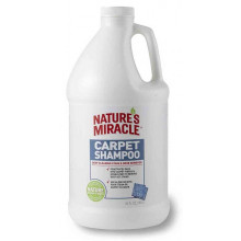 8in1 Nature's Miracle средство для ковров и мягкой мебели с нейтрализатором аллергенов