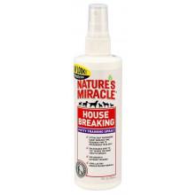 8in1 Natures Miracle House Breaking Cпрей для приучения щенка к туалету