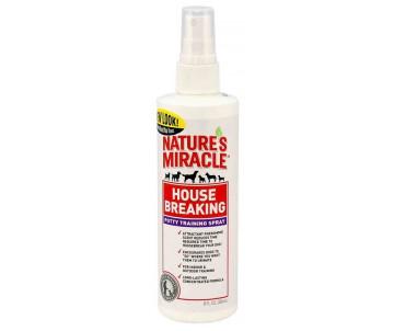 8in1 Natures Miracle Cпрей для приучения щенка к туалету