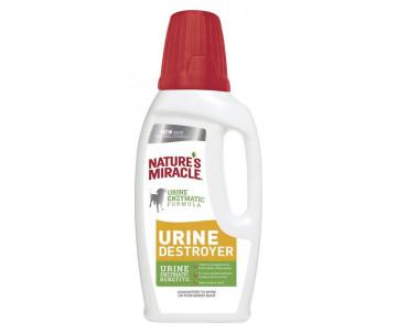 8in1 Nature's Miracle Urine Destroyer устранитель запаха мочи собак