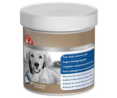 8in1 Cleansing Pads влажные салфетки для удаления пятен слез
