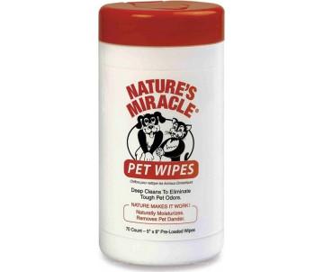 8in1 Cleansing Pads очищающие влажные салфетки для кошек и собак