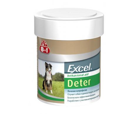 8in1 Excel Deter Coprophagia пищевая добавка для щенков и собак от поедания фекалий