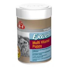 8in1 Excel Multi Vit-Puppy мультивитаминный комплекс для щенков