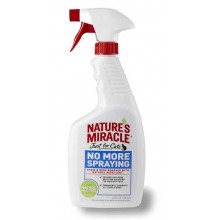 8in1 Nature's Miracle No More Spraying спрей-антигадин для кошек