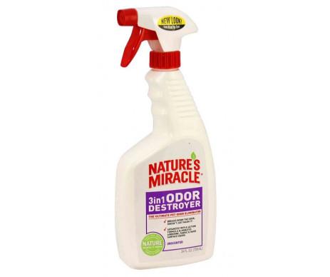 8in1 Nature's Miracle ODOR DESTROYER уничтожитель запахов