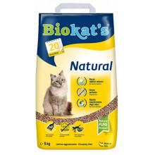 """Biokat""""s NATURAL NEW Наполнитель для кошачьего туалета"""
