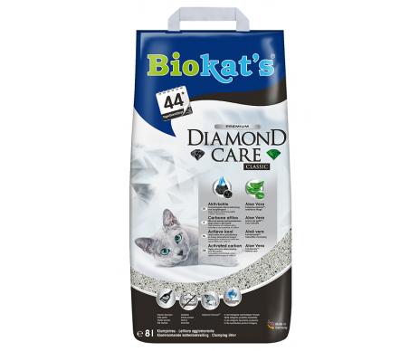 Biokats DIAMOND CLASSIC Наполнитель для кошачьего туалета