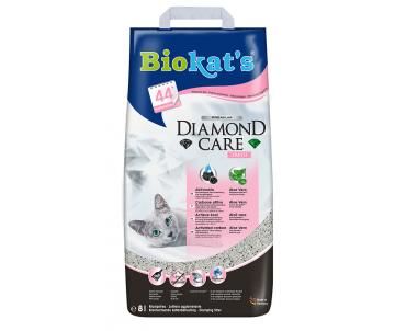 Biokats DIAMOND FRESH Наполнитель для кошачьего туалета