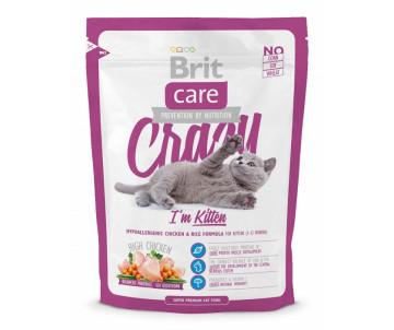 Brit Care Cat Crazy I am Kitten для котят