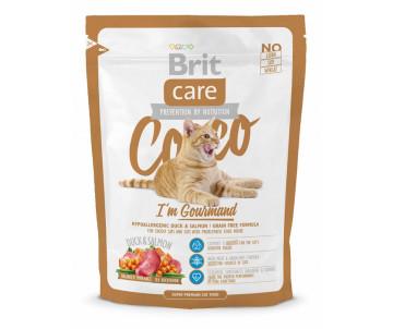 Brit Care Cat Cocco I am Gourmand для привередливых кошек