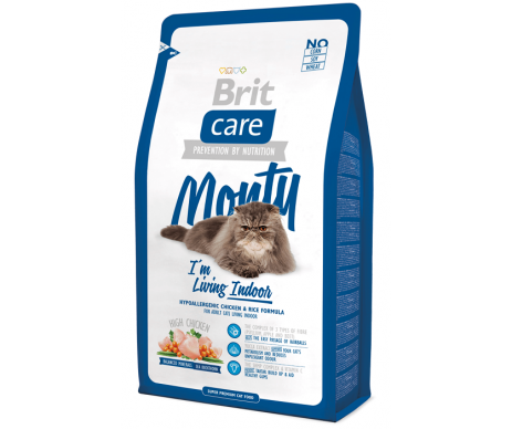 Brit Care Cat Adult Monty I am Living Indoor