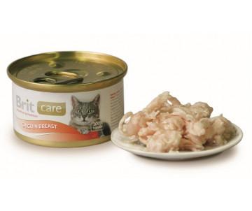 Brit Care Cat Chicken Breast Wet