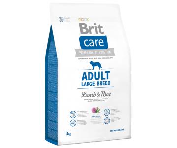 Brit Care Dog Adult Large Breed Lamb Rice