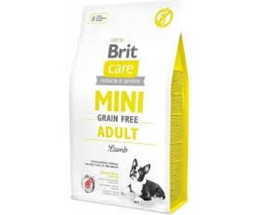 Brit Care Dog GF Mini Adult Lamb
