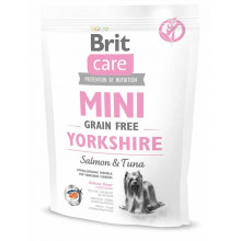 Brit Care Dog Adult GF Mini Yorkshire