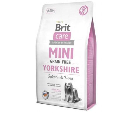 Brit Care GF Mini Yorkshire для собак малых пород