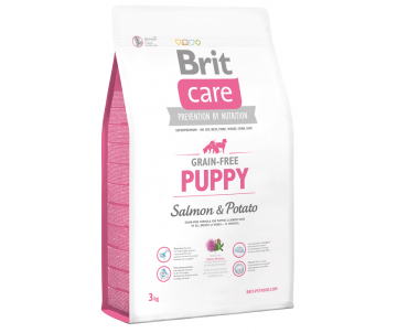 Brit Care GF Puppy Salmon&Potato