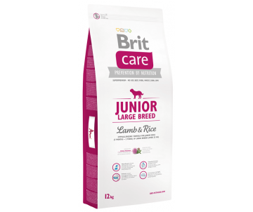 Brit Care Junior Large Breed Lamb&Rice