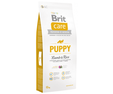 Brit Care Dog Puppy Lamb Rice