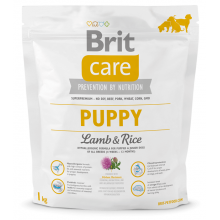 Brit Care Dog Puppy Lamb Rice