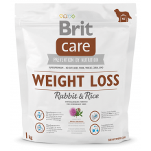 Brit Care Weight Loss Rabbit&Rice Dog