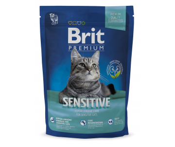 Brit Premium Cat Adult Sensitive