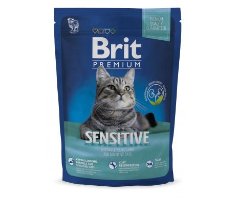 Brit Premium Cat Adult Sensitive