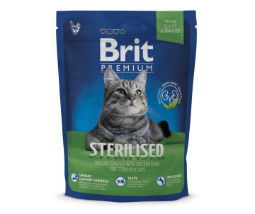 Brit Premium Cat Adult Sterilized