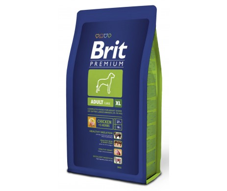 Brit Premium Dog Adult ХL