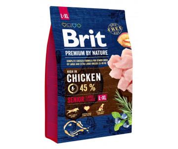 Brit Premium Dog Senior L+XL