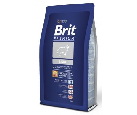 Brit Premium Dog Light