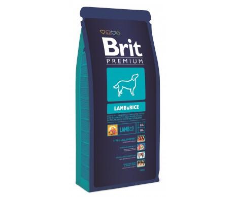 Brit Premium Dog Sensitive Lamb