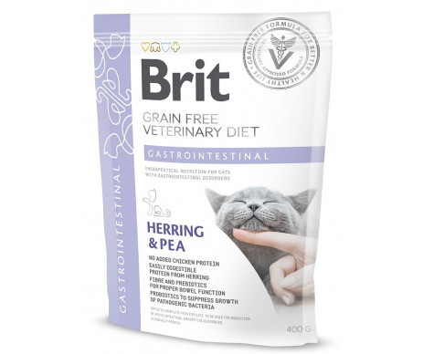 Brit GF Veterinary Diets Cat Gastrointestinal