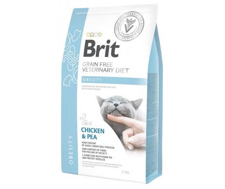 Brit GF Veterinary Diets Cat Obesity
