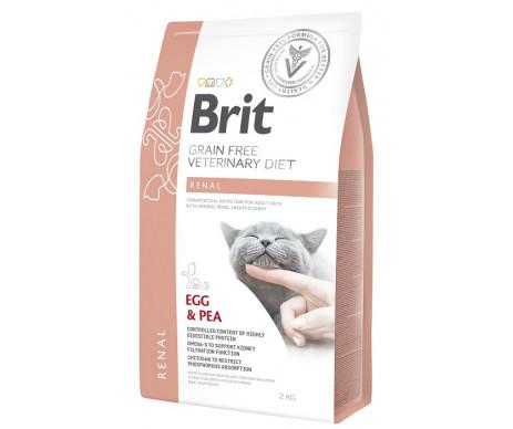 Brit GF Veterinary Diets Cat Renal