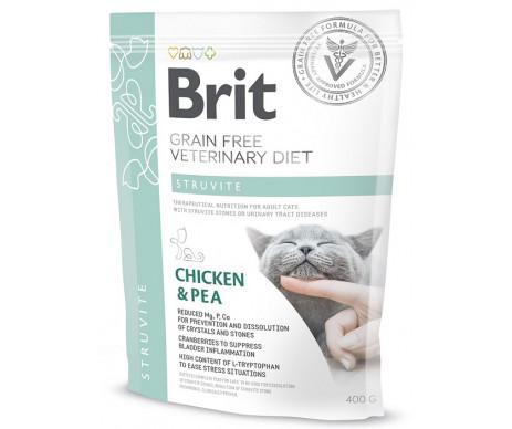 Brit GF Veterinary Diets Cat Struvite