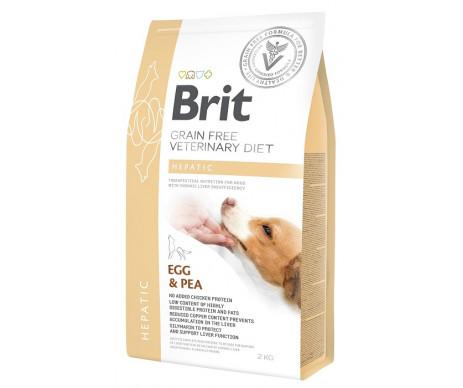 Brit GF VetDiets Dog Hepatic