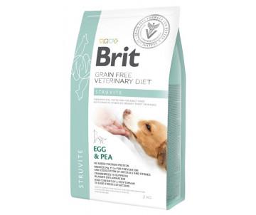 Brit GF VetDiets Dog Struvite