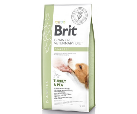 Brit GF VetDiets Dog Diabetes