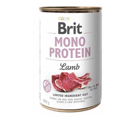 Brit Mono Protein Lamb Dog
