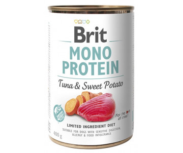 Brit Mono Protein Dog Tuna Sweet potato