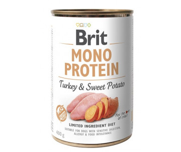 Brit Mono Protein Dog Turkey Sweet Potato