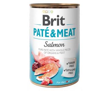 Brit Paté & Meat Dog Salmon