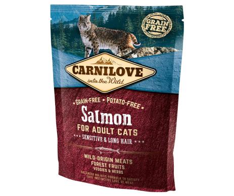 Carnilove Cat Sensitive&Long Hair