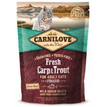 Carnilove Cat Adult Fresh Carp&Trout Sterilised