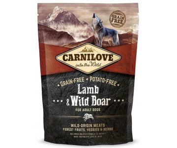 Carnilove Dog Adult Lamb Wild Boar
