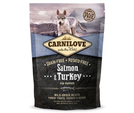 Carnilove Dog Puppy Salmon Turkey