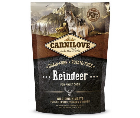 Carnilove Dog Adult Raindeer Dog